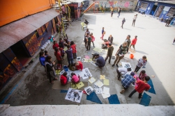 Brightsiders in Nepal for Microgalleries 2018